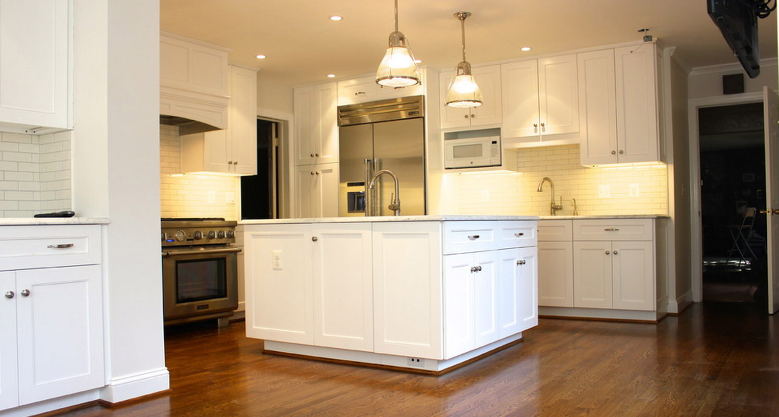 Kitchen remodeling at its best northern va dc md How much to build a house in northern virginia