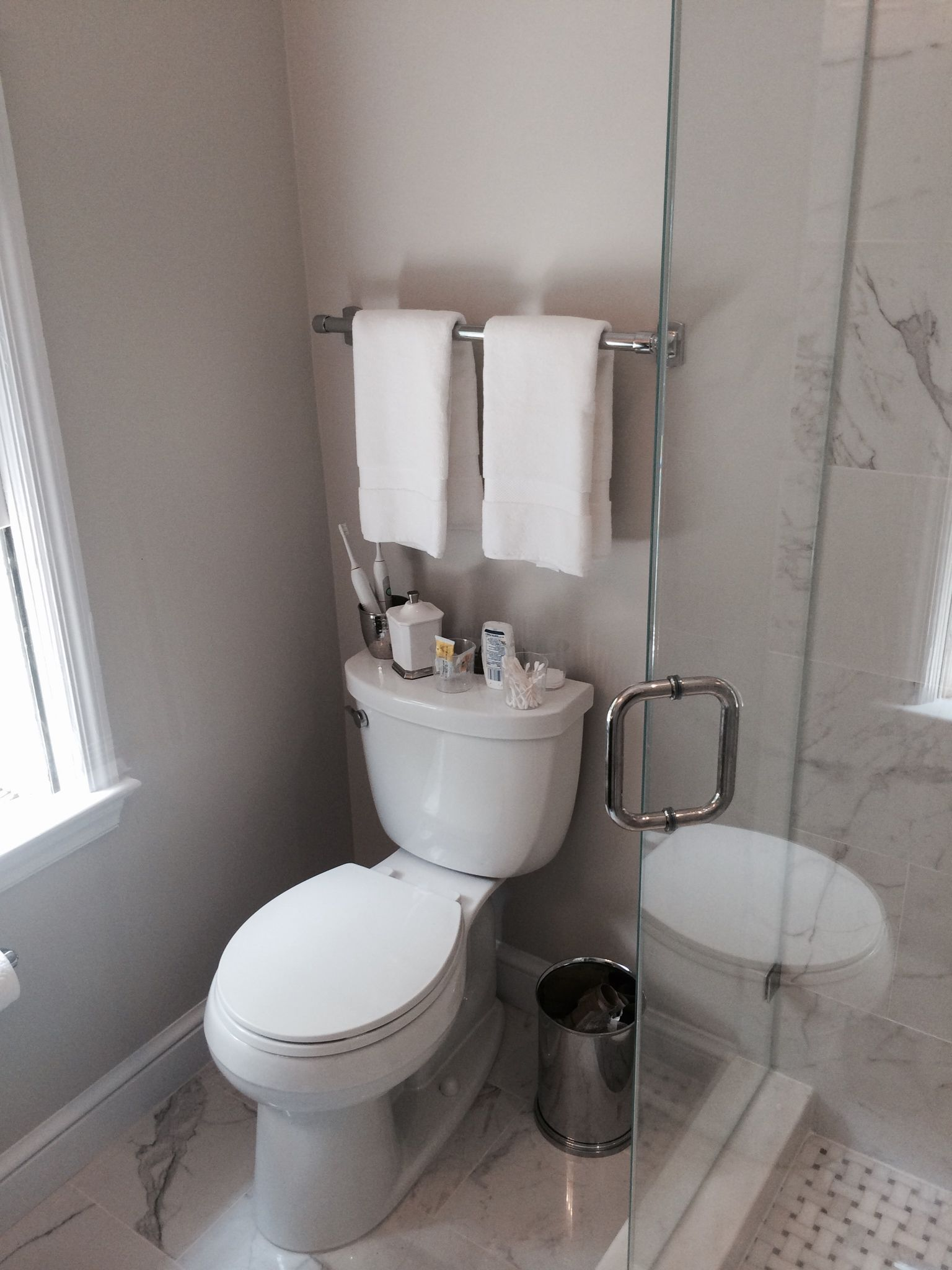 Photos of Arlington VA Bathroom Remodel