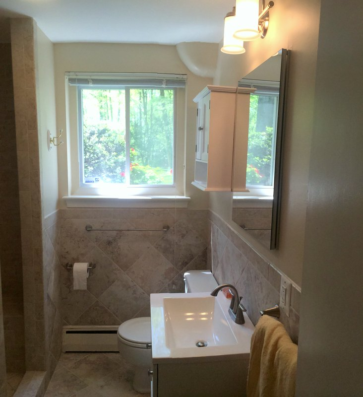 Falls Church Bathroom Remodel Photos