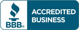 Accredited Better Business Bureau member seal - Northern VA, Montogmery County MD, District of Columbia