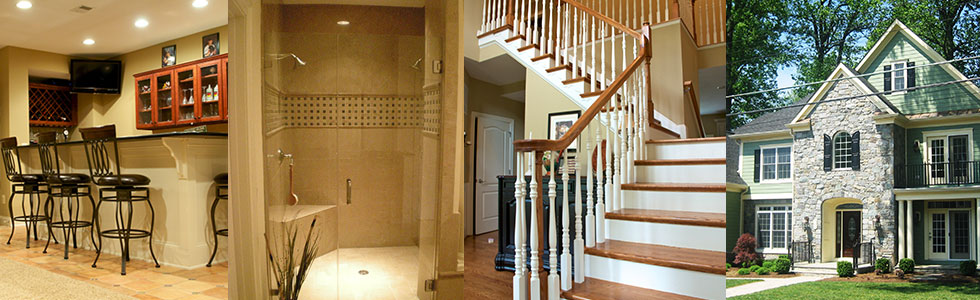 Home Remodeling For Northern Virginia Free Estimates Northern VA Enchanting Bathroom Remodeling Alexandria Va Creative