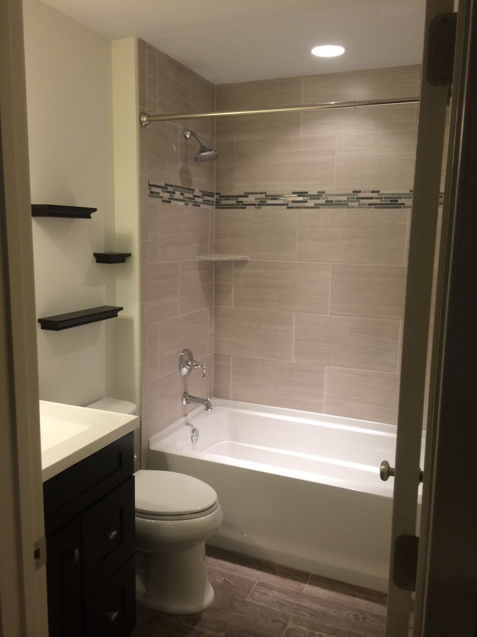 Remodeled Bathroom In Ashburn, VA