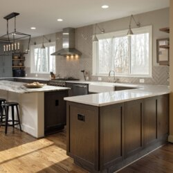 Beautiful remodeled kitchen in Leesburg, VA
