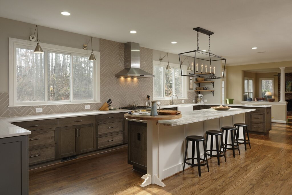 Delightful Leesburg, VA KItchen Remodel Photo
