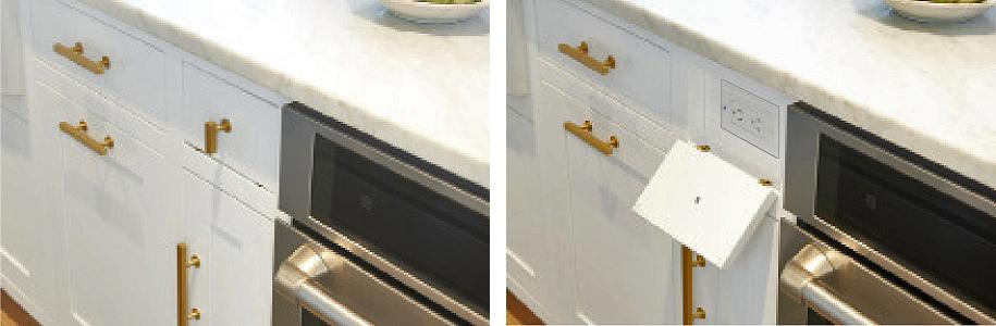 Photo of Prevo Cabinetry design solution