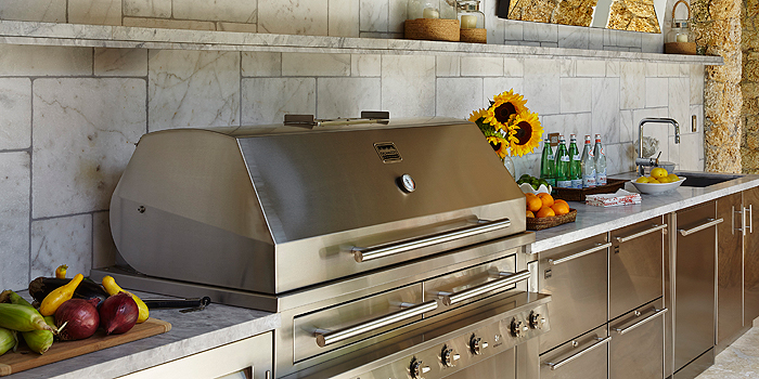 Photo: Outdoor kitchen remodeling ideas