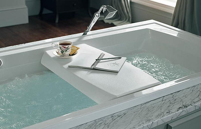Photo: bathroom remodeling - whirlpool tub
