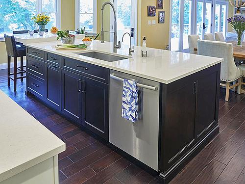 Kitchen design and remodeling for multigenerational homes