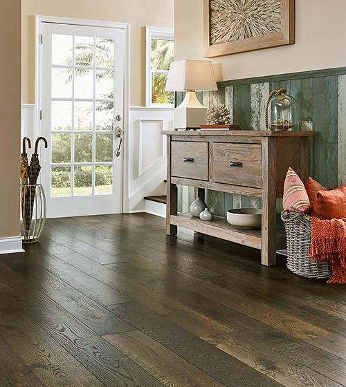 Engineered hardwood flooring by Armstrong