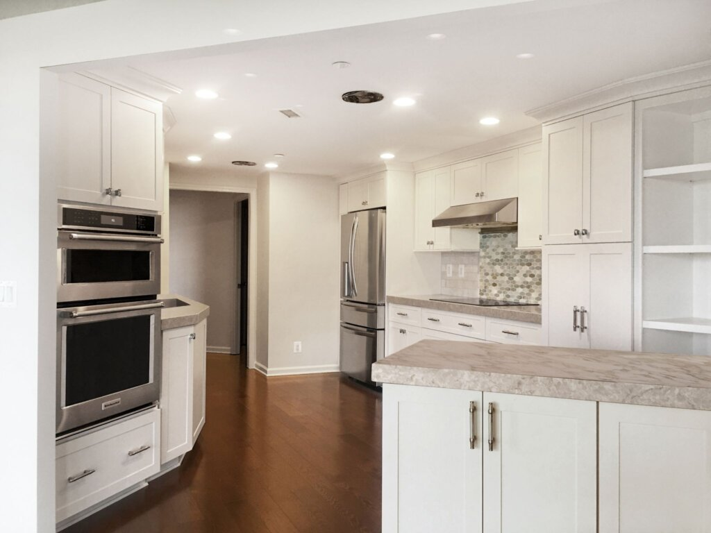 Photos Of A Condo Kitchen Remodeling Project