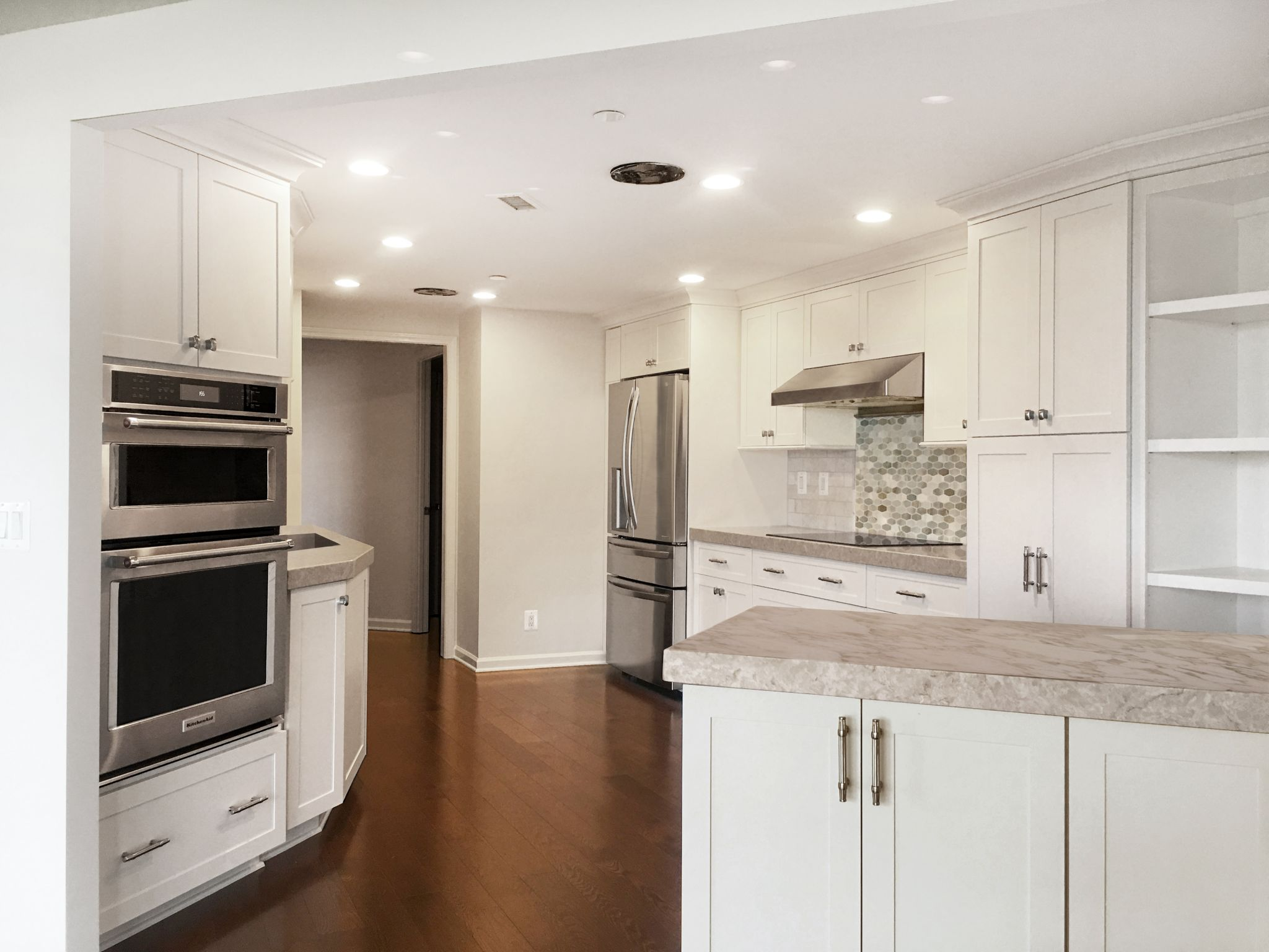 Delicieux Kitchen Remodel In Condo | Chevy Chase, MD