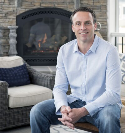 George Kall, president of Metro Building and Remodeling Group