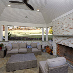 covered patio in alexandria va home remodel