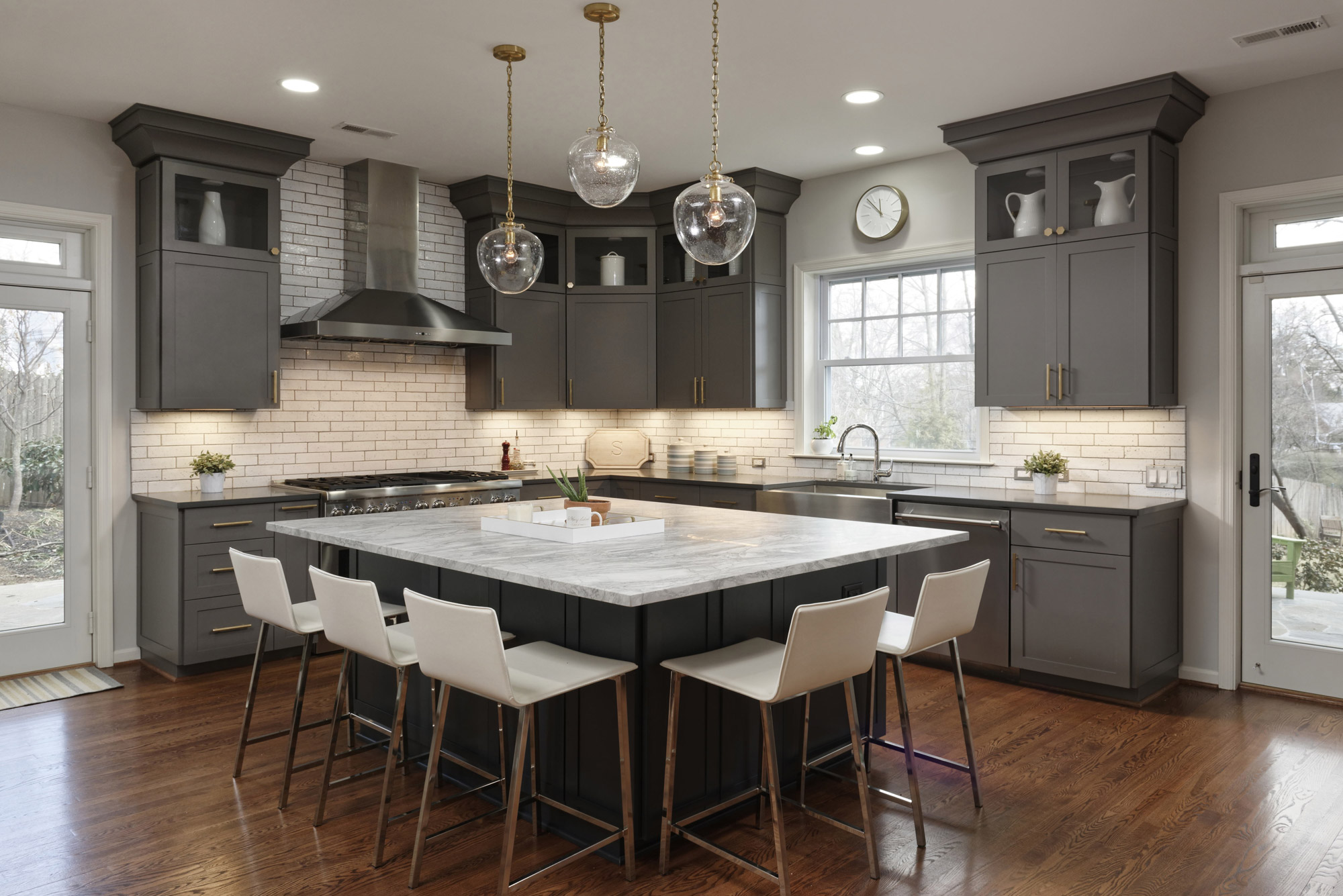 Photos Of A Remodeled Kitchen In Alexandria Va