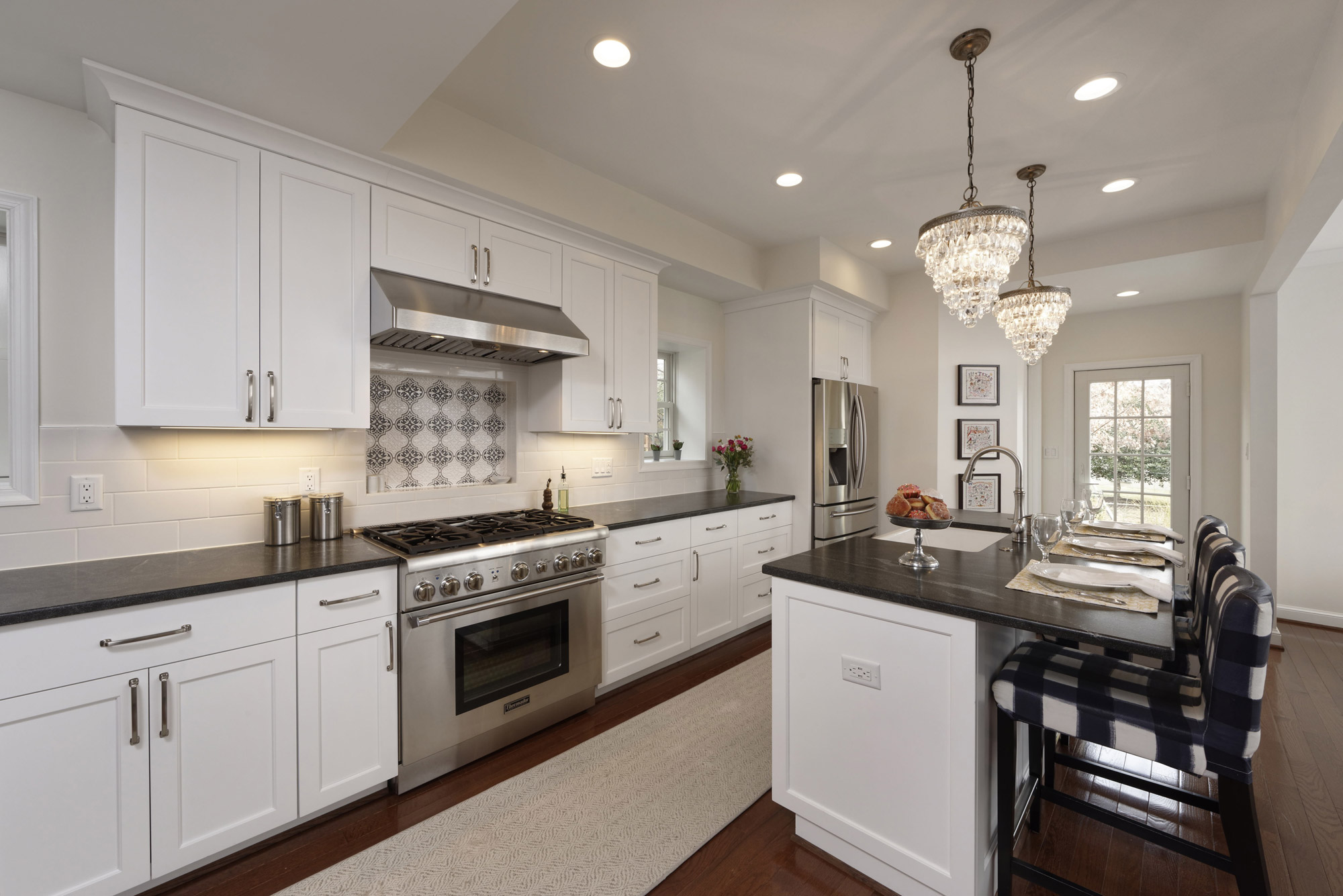 average kitchen remodel costs in dc metro area