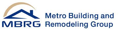 Metro Building & Remodeling Group | No. VA, DC, MD Logo