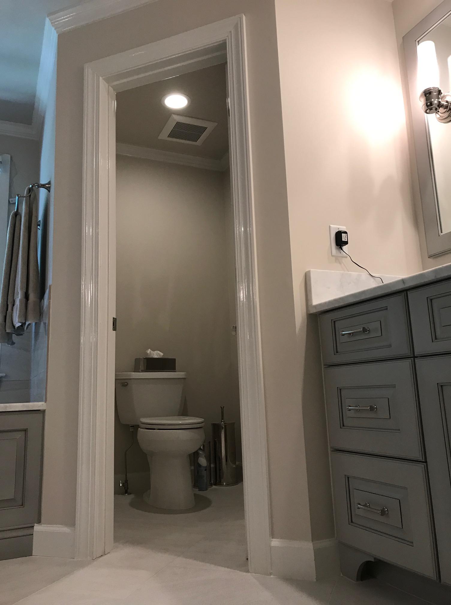 Photos Of Remodeled Master Bathroom In Arlington Va