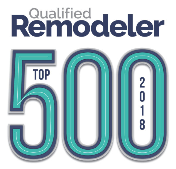 Qualified Remodeler Top 500 award logo