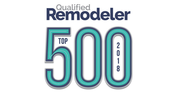 Qualified Remodeler Award Logo for Top500