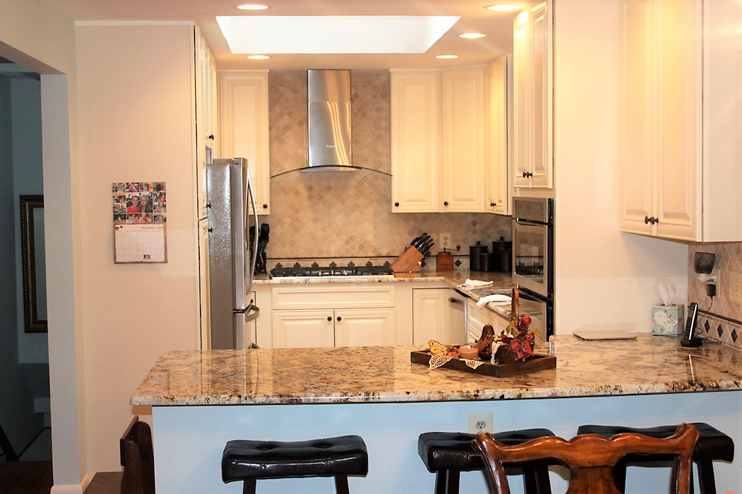 Falls church kitchen remodeling project