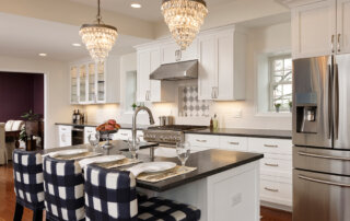 design build kitchen remodeled in alexandria va