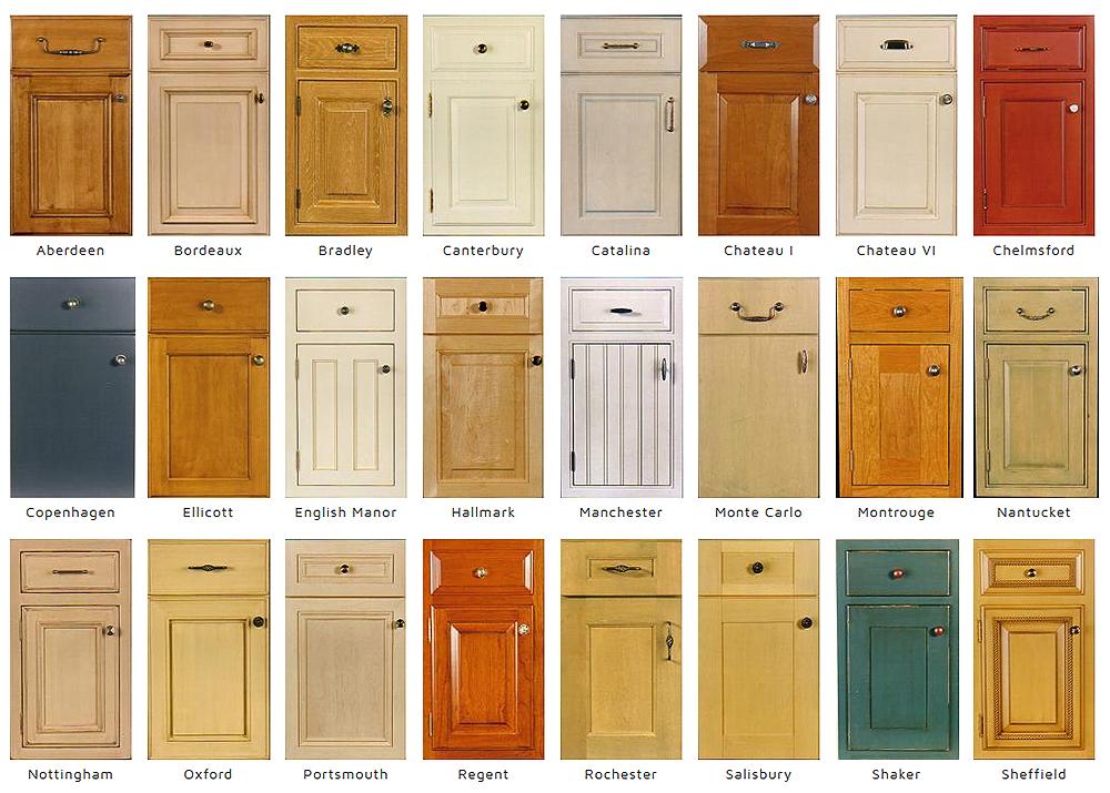Prevo cabinet door styles