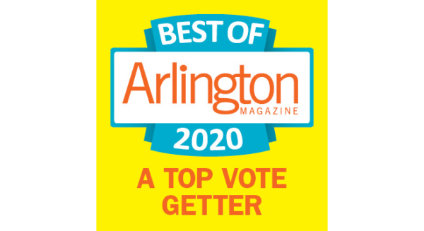 2020 Best of Arlington Logo