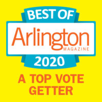 Best of Arlington Award Arlington Magazine
