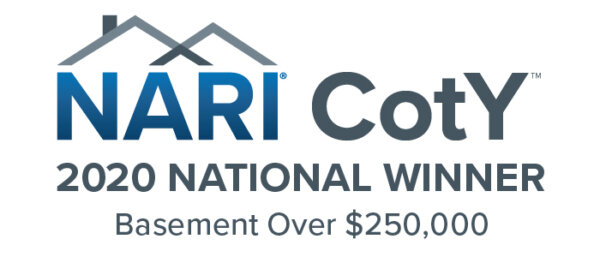 NARI 2020 National Contractor of the Year logo