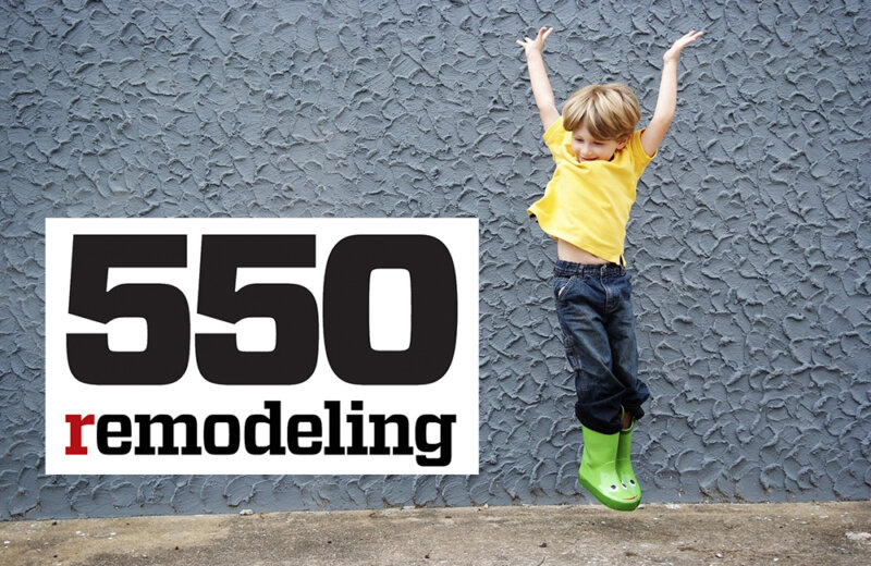 Remodeling Magazine's 2020 Top 550 List