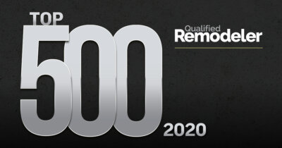Qualified Remodelers Top 500 Award 2020