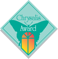 Chrysalis Award Logo
