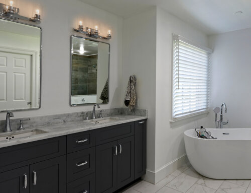 Treat Yourself to Some Master Bathroom Elegance and Luxury