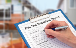 building inspection report