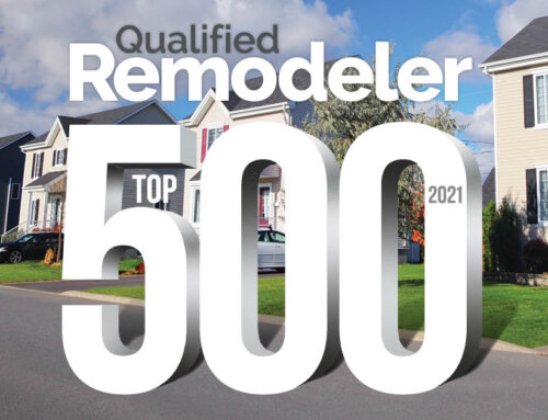Fourth Year in a Row Metro Earns Spot on Qualified Remodeler Magazine's TOP 500 List